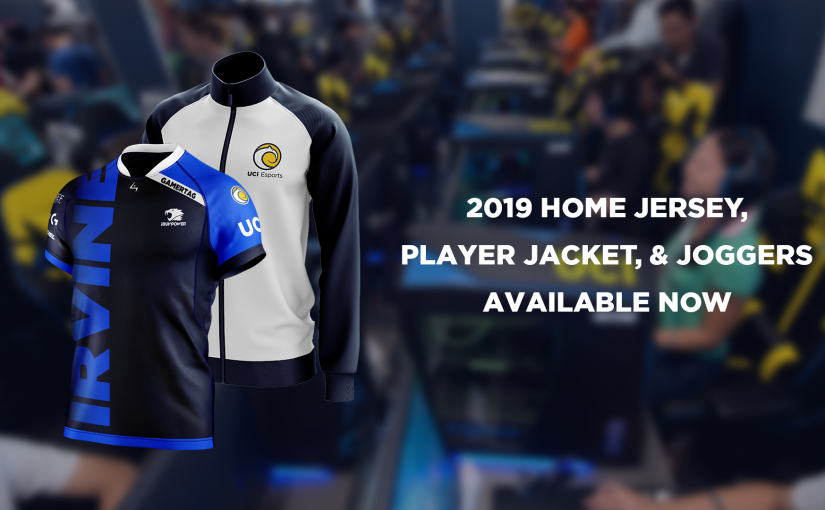 UCI Esports' New Jerseys Revealed!