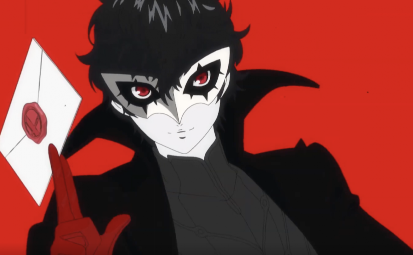 Looking Cool, Joker! Smash DLC Steals UCI's Hearts