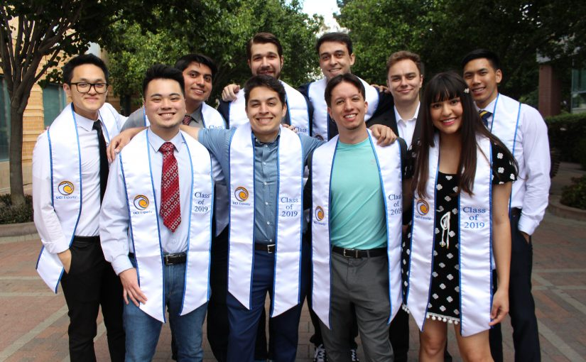 Heroes Never Die: Recognizing UCI Esports' Outstanding Staff Graduates