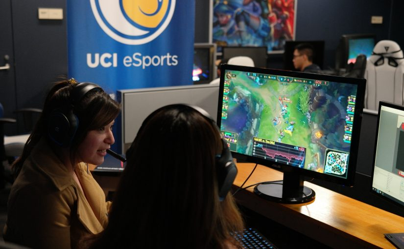 UCI Esports Welcomes the 2019-2020 Academic Year with Our Annual Fall Kickoff