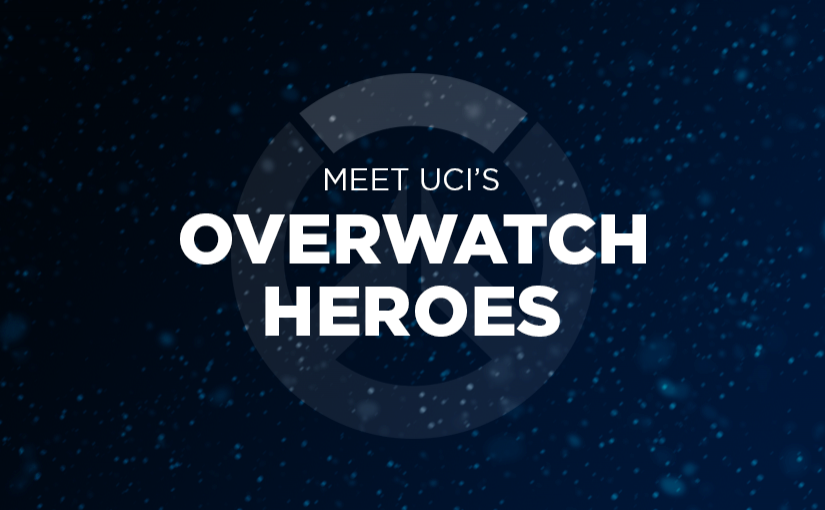 New Year, Same Values: Meet UCI's Overwatch Heroes