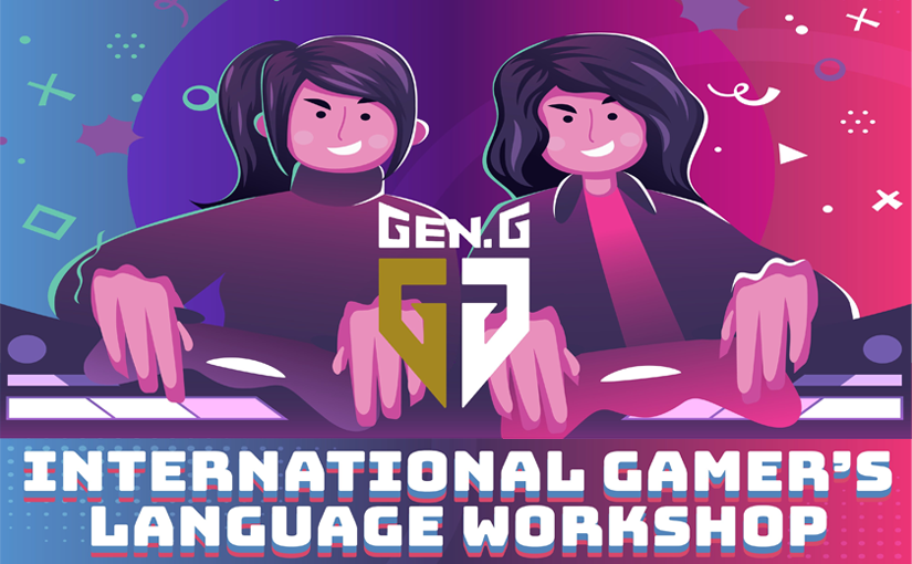 UCI Learns New Gaming Terms in Different Languages With Gen.G