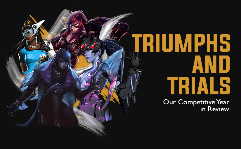Triumphs and Trials: Our Competitive Year in Review